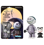 Nightmare Before Christmas ReAction Actionfigur Barrel 10 cm