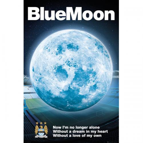Poster Manchester City FC 125065
