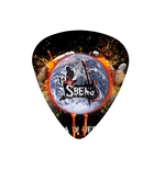 "Fender ""Medium"" Guitar Pick - Sbeng"