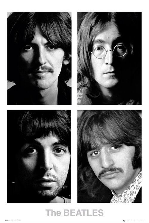 Poster Beatles 125378
