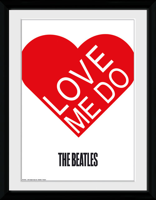 Poster Beatles 125380