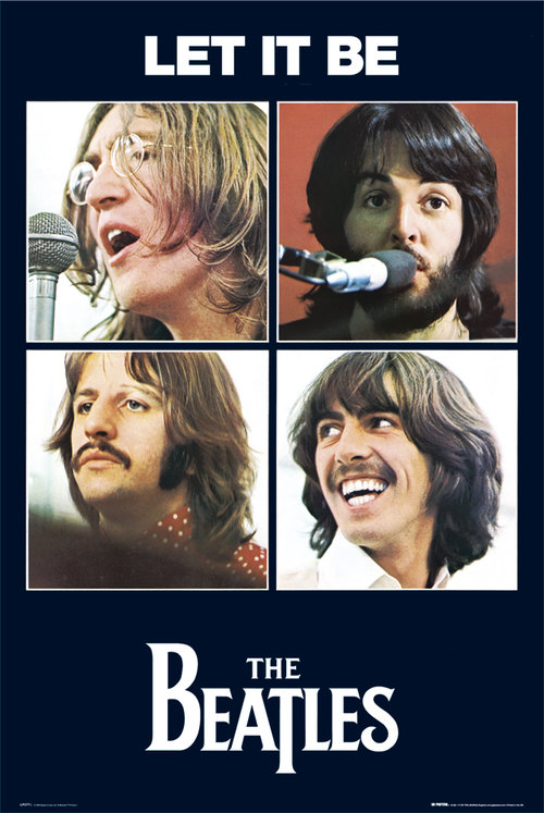 Poster Beatles 125381