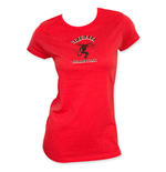 T-Shirt Fireball Cinnamon Whisky für Frauen