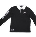 Polohemd All Blacks