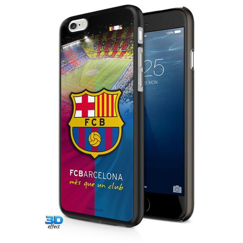 iPhone Cover 6 hart FC Barcelona