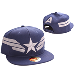 Captain America Baseball Cap Star Wings