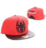 Spider-Man Baseball Cap Black Spider