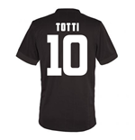 Trikot AS Roma 2014-2015 3rd. (Totti 10) für Kinder