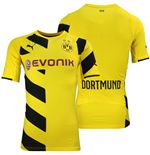 Trikot Borussia Dortmund  2014-2015 Authentic Home Puma