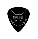 "Fender ""Medium"" Guitar Pick - MARKIDUC"