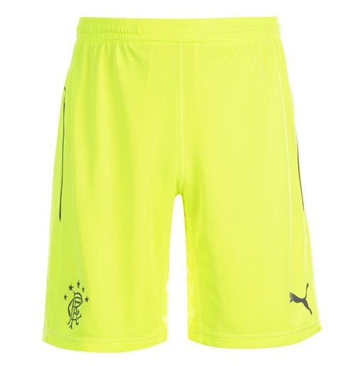 Shorts Rangers Torwart 2014-15 Home für Kinder