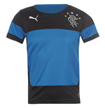 T-Shirt Rangers Training 2014-15 Puma für Kinder