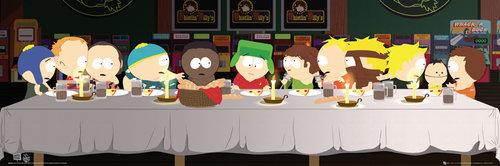Poster South Park  127110