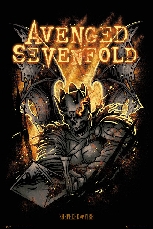 Poster Avenged Sevenfold 127405