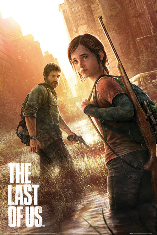 Poster The Last Of Us Key Art