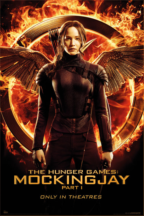 Poster Hunger Games 127460