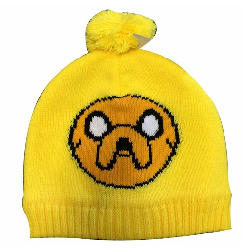 Adventure Time Beanie Jake