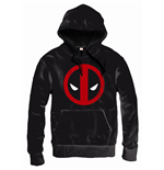Sweatshirt Marvel Comics Deadpool Logo