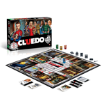 The Big Bang Theory Brettspiel Cluedo *Deutsche Version*