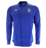 Jacke Real Madrid 2014-2015 (Blau)