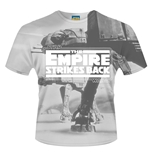 "Star Wars T-Shirt ""The Empire Strikes Back"""