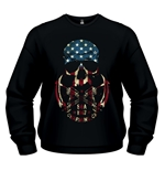 Sweatshirt Sons of Anarchy Schadel