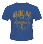 All Time Low T-Shirt DOVES