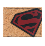 Superman Geldbeutel Cork Bifold