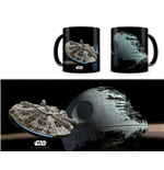 Star Wars Tasse Falcon vs. Todesstern
