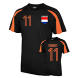 Trikot Holland Fussball Training (Robben 11) für Kinder