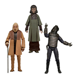 Planet der Affen Actionfiguren 18 cm Classic Serie 2 Sortiment (14)