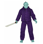 Freitag der 13. Retro Actionfigur Jason Classic Video Game Appearance 20 cm