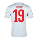 Trikot Atletico Madrid  Away 2014/15 (F.Torres 19)