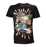 T-Shirt Legend of Zelda 129957