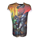 T-Shirt Legend of Zelda 129961