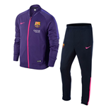 Trainingsanzug FC Barcelona 2014/15 für Kinder