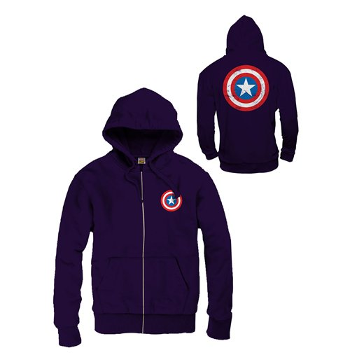 Sweatshirt Captain America  130091