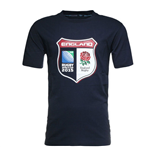 T-Shirt England Rugby RWC 2015 Shield