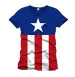 T-Shirt Captain America  130287