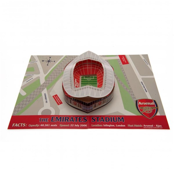 Grußkarte Arsenal 130449
