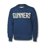 Sweatshirt Arsenal 2014-2015 (Blau)