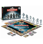 Assassin´s Creed Brettspiel Monopoly *Deutsche Version*