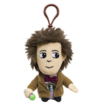 Doctor Who Clip-On Plüschfigur mit Sound 11th Doctor 10 cm