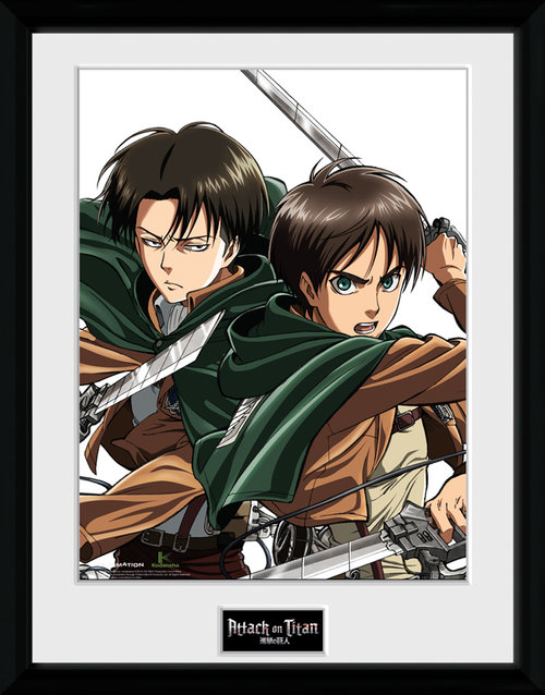 Poster Attack on Titan 132371