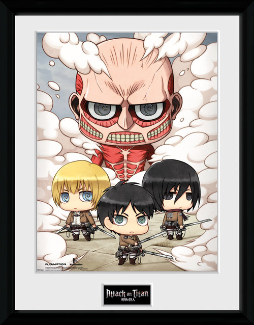 Poster Attack on Titan 132372
