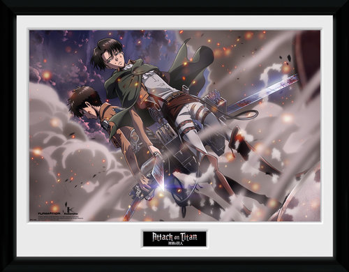 Poster Attack on Titan 132373