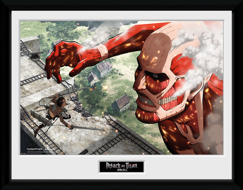 Poster Attack on Titan 132374