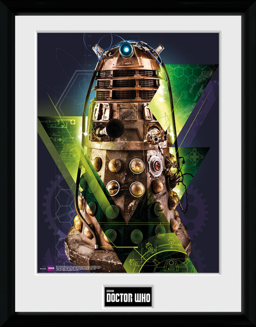 Poster Doctor Who  132384
