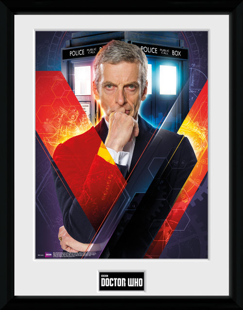 Poster Doctor Who  132387