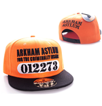 Batman Arkham Asylum Baseball Cap For The Criminally Insane